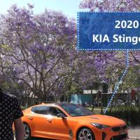 What is New in 2020 KIA Stinger GT