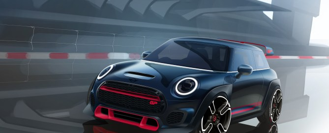 Mini john cooper limited edition