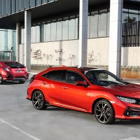 2020 Honda Civic Hatch Family Advanced Safety