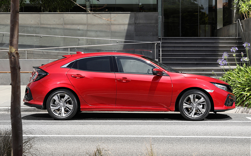2020 Honda Civic VTi-LX Hatch