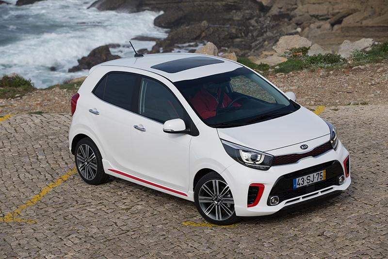 Top Micro Car Australia Kia Picanto
