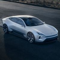 Polestar Precept Concept Car in Pictures