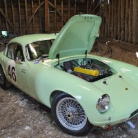 Ant Anstead Restored 1958 Lotus Elite at Silverstone Auctions