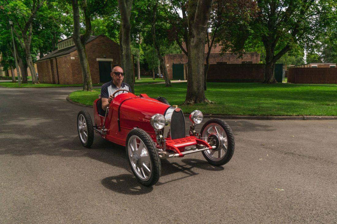 Bugatti Baby II: Every inch a Bugatti | Gay Car Boys