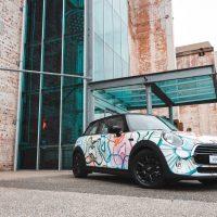 Brisbane Powerhouse and MINI: Mini Art Car