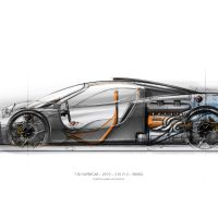 Gordon Murray Design Launches T.50 Supercar