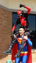 Deadpool and Superman