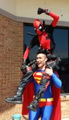 Deadpool and Superman