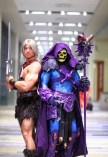 He-Man Skeletor