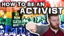 How to Be an Activist - Watts the SafeWord Video