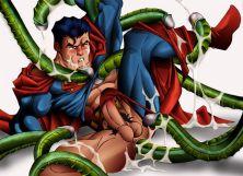 Defeated Superhero 14