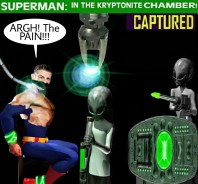 Defeated Superhero 24