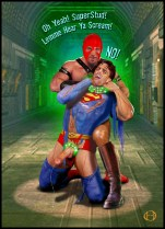 Defeated Superhero 28