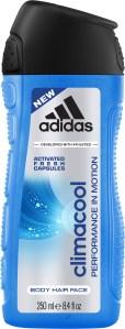 Adidas stellt neues Duschgel mit Frischekapseln vor