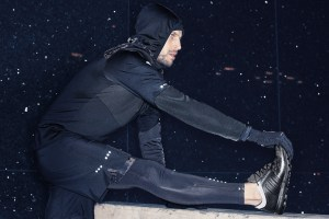 Porsche Design Sport by adidas' winterized Outdoor Training