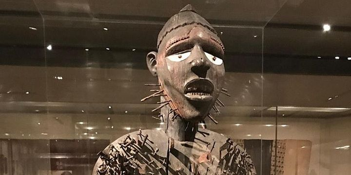 Frightful tour of the Metropolitan Museum