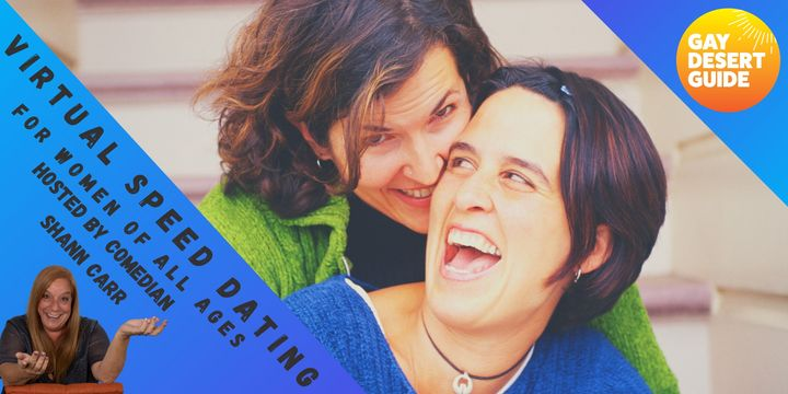 Virtual Lesbian Speed Dating for Women of ALL Ages