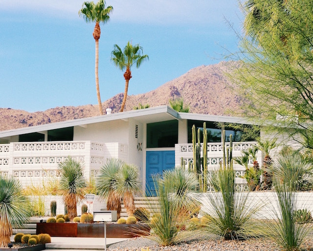 Palm Springs Home Sales Up 27 Percent