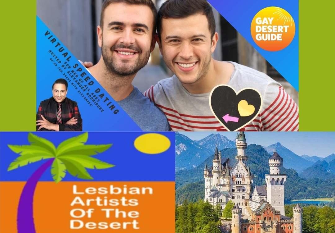 Gay Desert Guide Collage Jan 8 2021