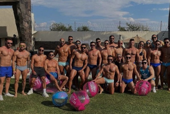 Gays Over Covid Mexico