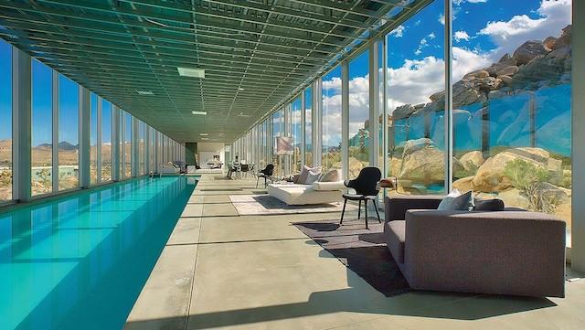 Pool Ashby High Desert