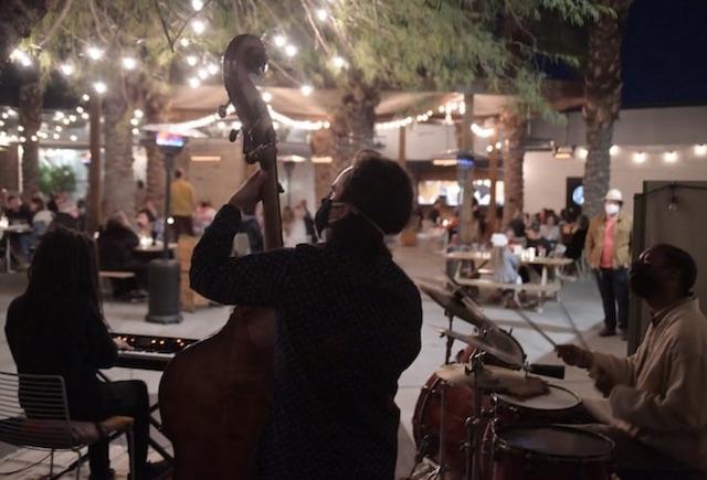 Ace Hotel Jazz Dinner