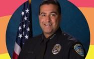 Brian Reyes Police Chief Palm Springs