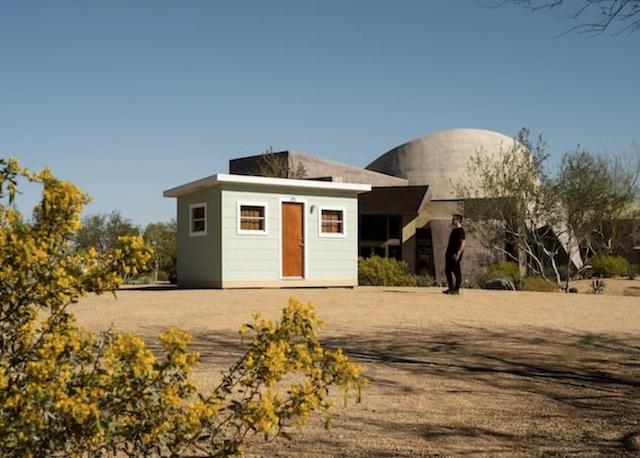 Jackrabbit Homestead Desert X 2021