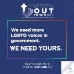 Out to Win More Voices