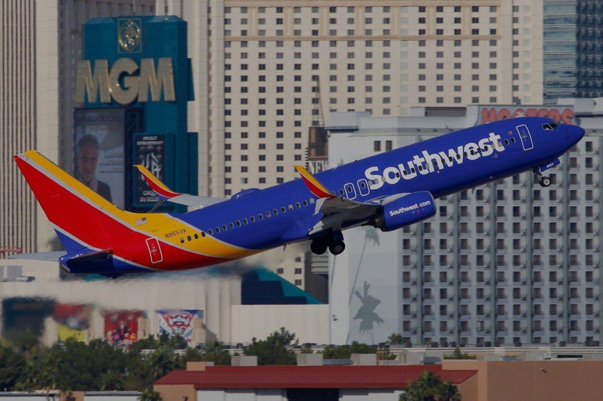 Southwest Airlines Las Vegas