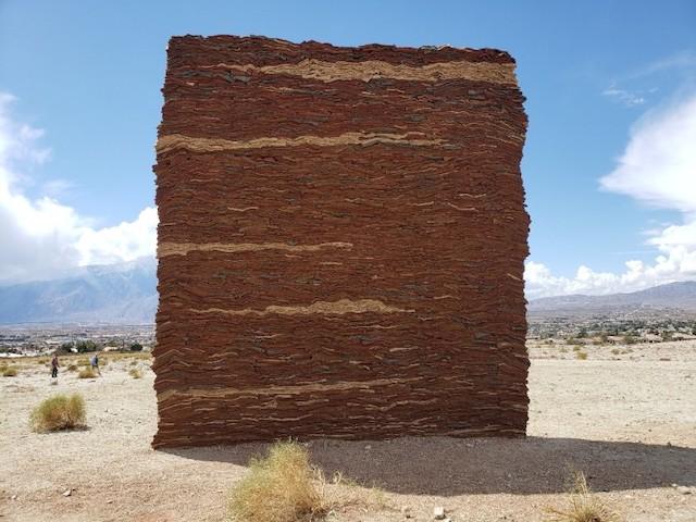 Zahrah Alghamdi Desert X 2021 Walls