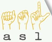American Sign Language ASL