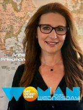 Anne Friedman WCW Cover