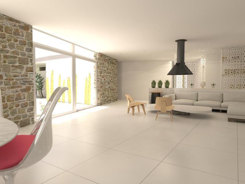Modernism Week 2021 Sunburst Great Room