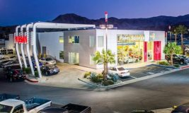 Palm Springs Nissan Building