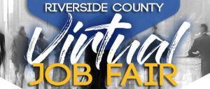 Virtual Job Fair Riverside County