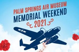Memorial Day Weekend 2021 Flower Drop Graphic CROP
