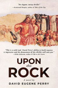 Upon This Rock Book Cover