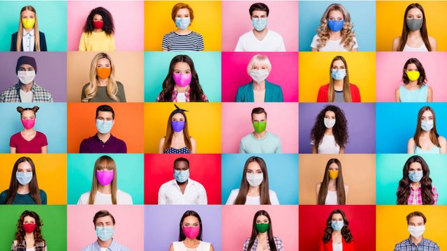 Masks at DAP Health