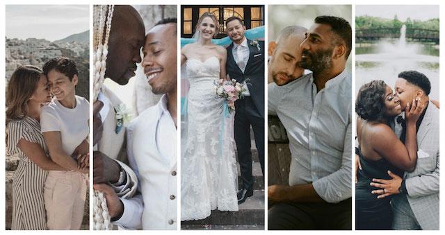 Same Sex Marriage Around Globe