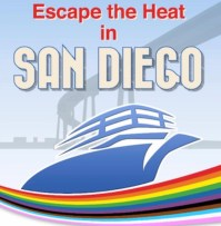 Escape the Heat in San Diego