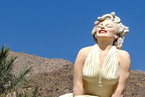 Forever Marilyn Itinerary