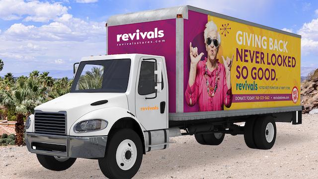 Revivals Truck 2