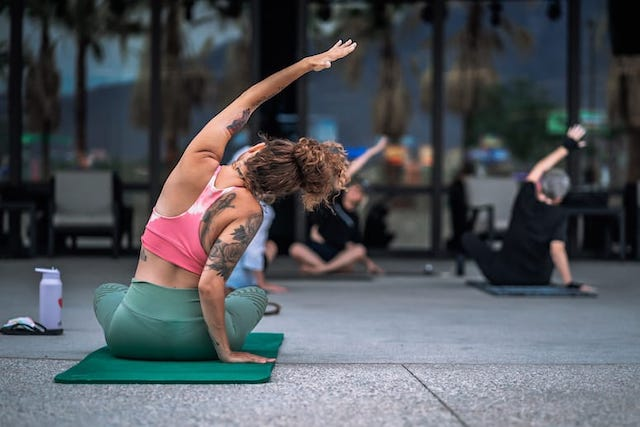 Yoga Agua Caliente Cathedral City