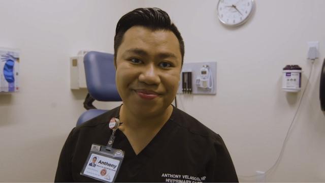 Anthony Velasco DAP Health