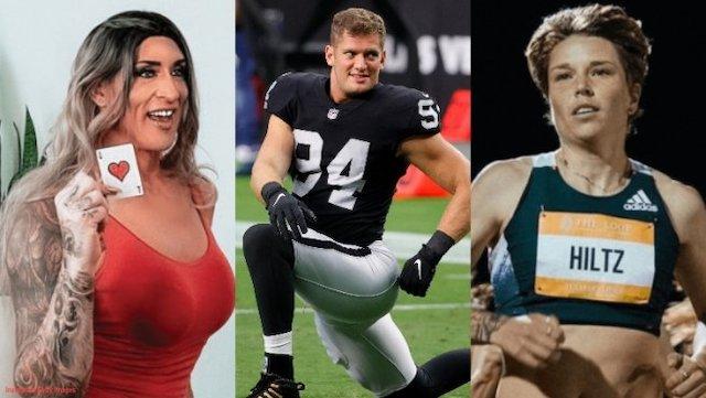 LGBTQ Athletes Came Out 2021 So Far