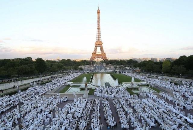 Le Diner en Blanc Paris
