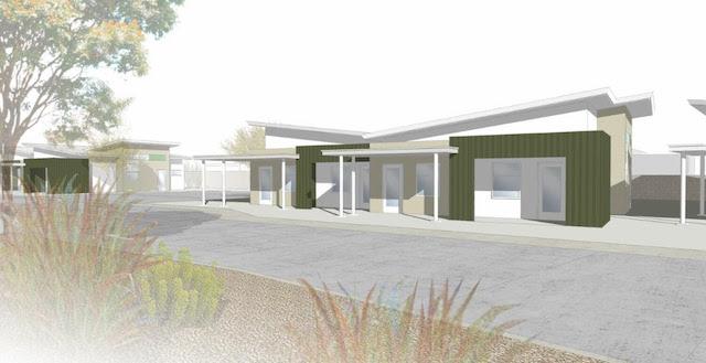 Monarch Housing Concept