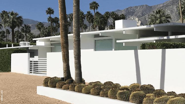 Out Magazine Desert Modernism