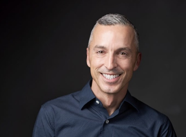 Rob Wheeler Headshot LGBTQ Center